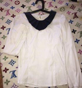 Блузка  de salitto и Ralph Lauren