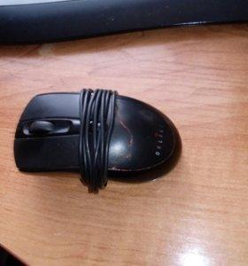 Компьютерная вибро мышь