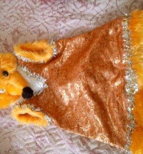 Костюм лисы 4-6 лет