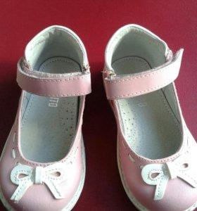 Ботинки 23 , 24 размер