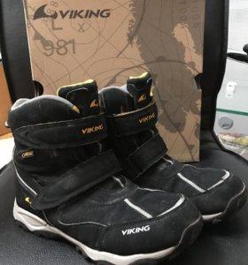 Зимние ботинки Viking 38 размер