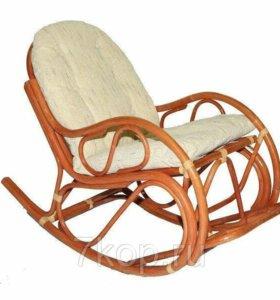 Кресло-качалка с подставкой 05/04 B
