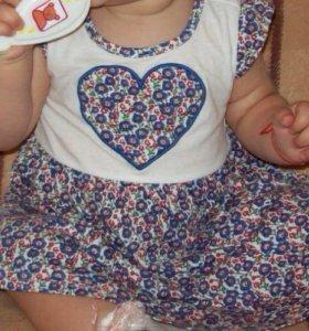 Платье BabyGo