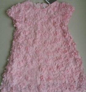 Новое платье mayoral