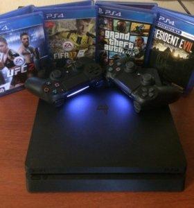 Аренда игровой приставки PlayStation 4 ( ps4 )
