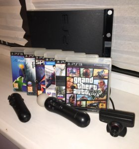PlayStation 3 + PS move