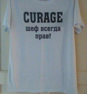 Муж. футболка.
