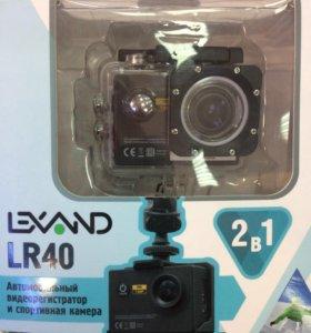 action камера lexand lr 40