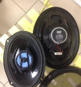 Автоакустика Sony