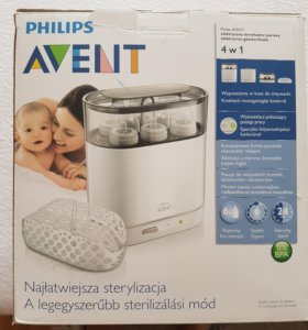 Паровой стерилизатор Philips AVENT 4 в 1