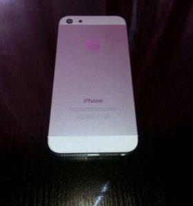 Продам оригинальный корпус и аккумулятор iPhone
