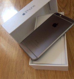 iPhone 6 128gb space gray Ростест