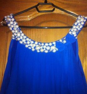 Платье вечерка