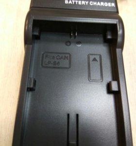 Зарядное устройство для Canon EOS 5D Mark ll