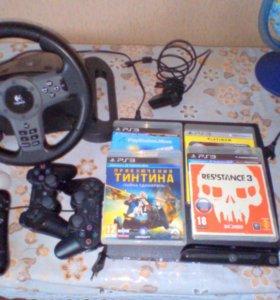 PlayStation 3 всё вместе