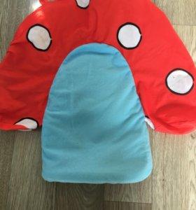 Подушка для купания надувная