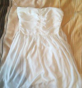 Платье Zara 38