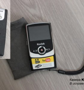 Камера KODAK Zi6