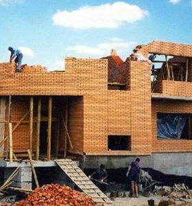 Услуги строительства