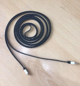 USB кабель на iPhone 5;5s;6;6s