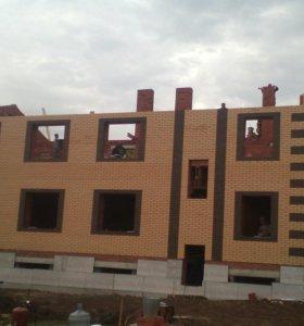 Строим коттеджи, гаражи, заборы
