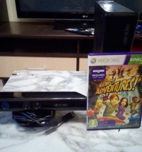Xbox 360+Kinect+Freeboot