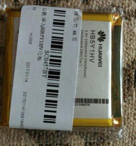 Новый аккумулятор для huawei p2