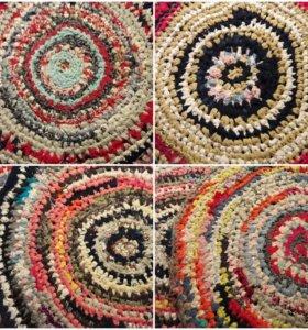 Ручной работы коврики