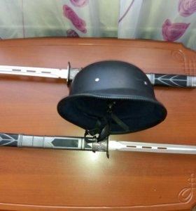 Меч и шлем