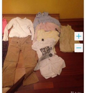 Продам стильные детские вещи