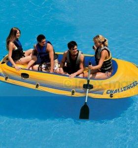 Надувная лодка Challendger 4