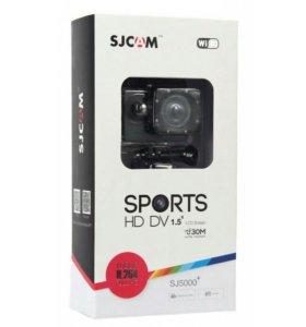 Экшн Камера SJCam SJ5000+