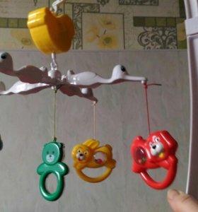 Музыкальная игрушечка