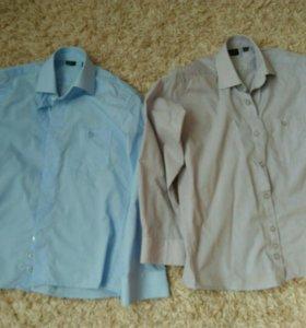 Школьные рубашки.