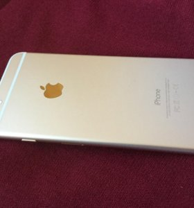 iPhone 6 Plus gold 128gb