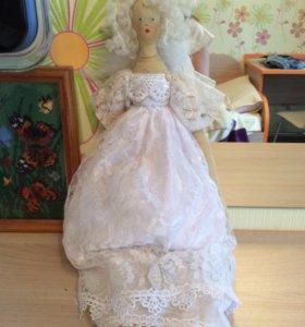 Кукла( Тильда )
