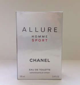 CHANEL ALLURE HOMME SPORT 100мл