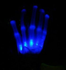 Перчатки для танцев