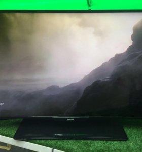 """Телевизор philips 40"""""""