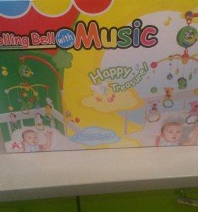 Детский музыкальный мобель