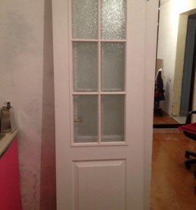 Дверь межкомнатная 2 шт