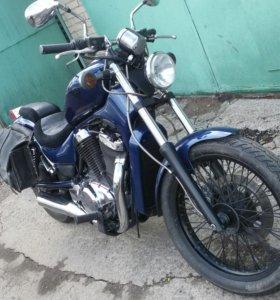 Мотоцикл сузуки.