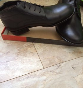 Зимние мужские ботинки 42