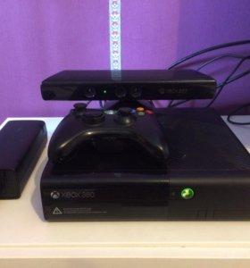 Xbox360+Kinect+джойстик