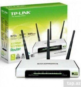 Tp link 941 ND, поддержка iPTV