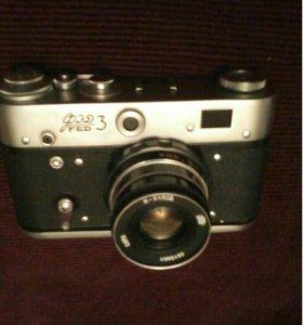 Фотоаппарат ФЭД-3, в отличном рабочем состоянии