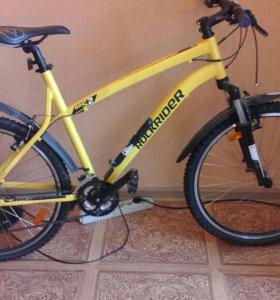Скоростной горный велосипед