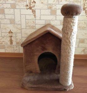 Домик для котов и кошек