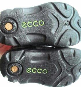 Ботиночки Ecco 19 размер