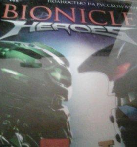 Игра Bionicle Heroes